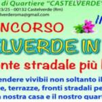 Castelverde in Fiore III Edizione