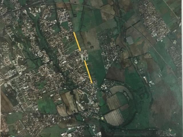 Richiesta informazioni e proposta per asse interquartiere zona Castelverde