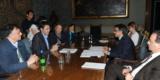 Campidoglio Consegna Firme, Con Caudo E Tricarico, 3 Giugno 2014_25126 Lunghezzina