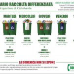 Nuovo Calendario Raccolta Differenziata Castelverde
