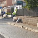 Giornate dedicate al Decoro Urbano su via massa san giuliano e parcheggio Liceo Amaldi